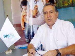 Chiclayo: unos 33 mil afiliados SIS dejarán seguro por mejorar su condición