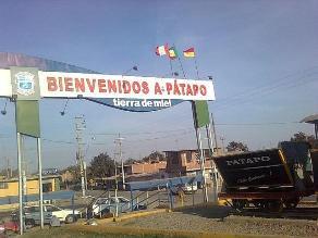Chiclayo: Pátapo inhabilitado por Ministerio de Vivienda para proyectos