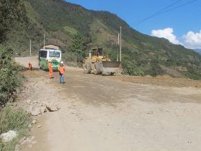 Pasco: comunidades campesinas reclaman mejoramiento de carretera