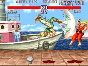 Street Fighter: la evolución de la querida franquicia