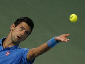 Novak Djokovic vence a Andrey Golubev y llega a cuartos de Dubai