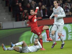 Atlético Madrid perdió 1-0 ante Bayer Leverkusen por Champions League