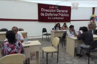 Lambayeque: se reportan más de 200 nuevas demandas por alimentos