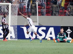 Copa Libertadores: Atlas dio el golpe al vencer a Atlético Mineiro en Brasil
