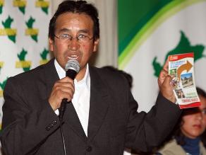 Cusco: Juicio oral a ex alcalde de Espinar, Oscar Mollohuanca, inicia el 2015