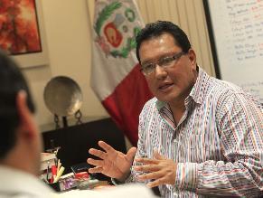 Callao: Félix Moreno niega irregularidades en venta de terreno