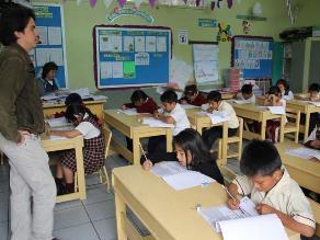 Piura superó el promedio nacional en compresión lectora y matemáticas