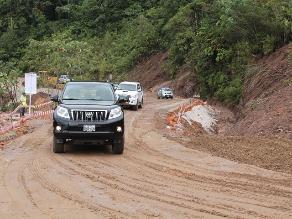 Ucayali: transportistas piden rehabilitación de vía Pucallpa - Yarinacochas