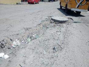 Arequipa: inician mantenimiento de la Variante de Uchumayo