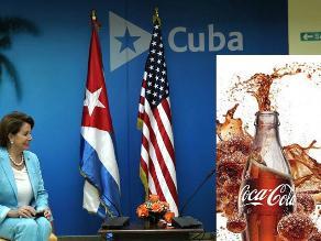 ¿Coca Cola ya piensa en Cuba?
