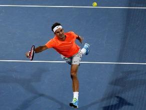 Roger Federer no tiene problemas para llegar a semifinales de Dubai