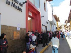 Cajamarca: orden de captura para cajeros por sustraer un millón de soles