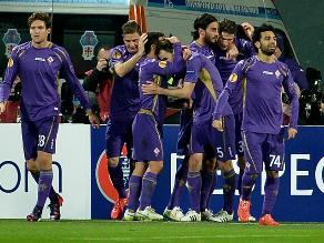 Fiorentina vs. Tottenham: equipo de Juan Vargas avanza a octavos