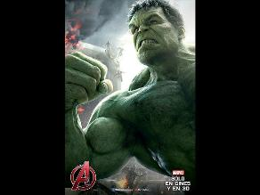 Avengers: La Era de Ultrón estrenó nuevo póster