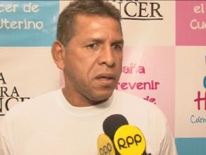 José Carranza sobre Óscar Ibáñez: Si lo han puesto como DT es por algo