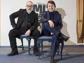 Raphael hará un alto en rodaje de filme para ofrecer concierto en Lima