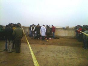 Huancayo: hallan a poblador quemado en su vivienda de Sapallanga