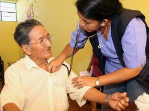 Arequipa: 9 adultos mayores fallecidos por neumonía