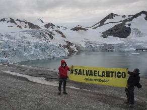 Científicos alertan sobre crecimiento del deshielo en el Ártico