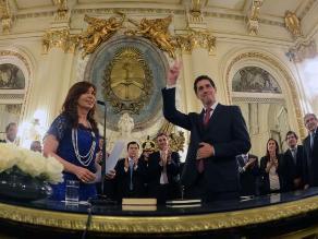 Argentina: Fernández cambió puestos clave en la recta final de su mandato