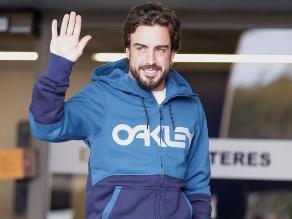 Fernando Alonso y un mensaje a aficionados: Pronto nos vemos en la pista