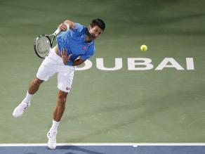 Novak Djokovic superó a Berdych y enfrentará a Federer en final de Dubai