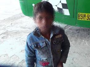 Huancayo: serenos intervienen a menor cuando intentaba viajar a la Selva