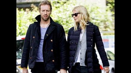 Chris Martin le escribe canciones de amor a Gwyneth Paltrow