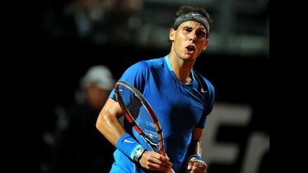 Tenis: Nadal a tres títulos de récord de Guillermo Vilas en tierra batida