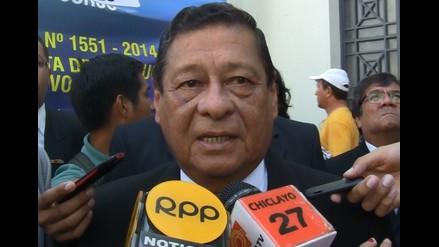 Lambayeque: gerente de Educación asegura se respetará concurso de directores
