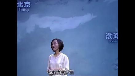 Experiodista china revoluciona internet con documental sobre contaminación