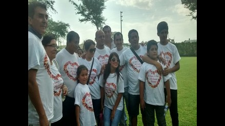 Piura: familia Guerrero Neira realizó homenaje a Edita un año de su muerte