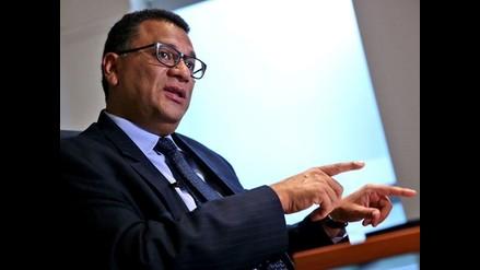 Benites: hay condiciones para que el diálogo en Pichanaki prospere