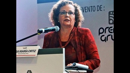 Ortiz: Nuestro potencial minero sigue siendo alto e importante