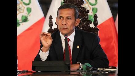 Ollanta Humala pide a Pluspetrol remediar pasivos ambientales