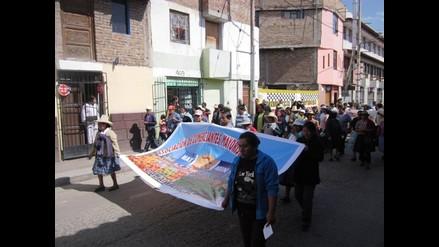Cajamarca: organizaciones sociales acuerdan paro contra empresas mineras