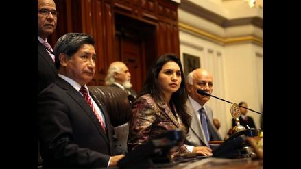 Denuncian despilfarro en el Congreso de la República
