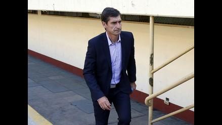 Raúl Leguía: Será Chemo del Solar quien decida al reemplazante de Ibáñez