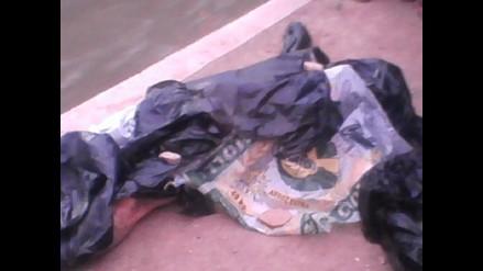 Andahuaylas: hallan cuerpo de sujeto desaparecido hace 7 días