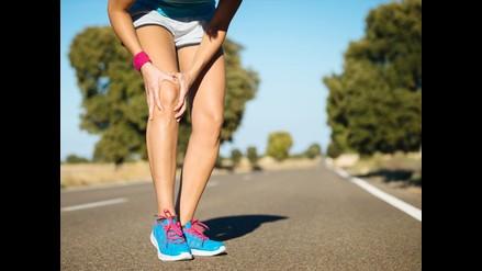 Cuatro ejercicios ideales para personas con lesión a la rodilla
