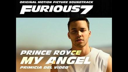 Prince Royce compone canción para Rápidos y Furiosos