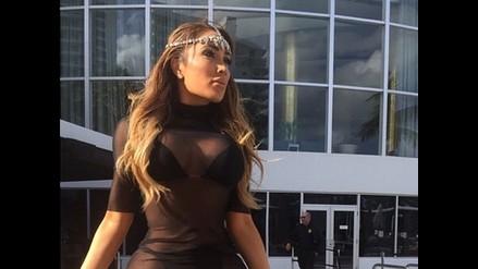 NBA: Sexy Nikki Mudarris