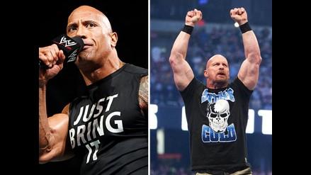 WWE: luchadores que intimidan en el ring con la cabeza pelada