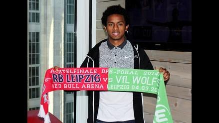 Yordy Reyna: Me gustaría llegar al Barcelona o Bayern Munich