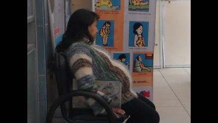 Huancayo: mujer huyó de centro de salud tras haber perdido a su hijo