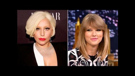 Lady Gaga le avisa a Taylor Swift que su príncipe azul llegará