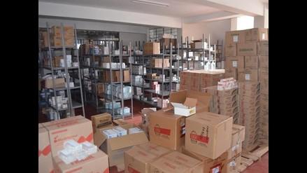 Apurímac: abastecerán nosocomios con más de 6 toneladas de medicamentos