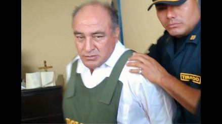 Chiclayo: exalcalde Roberto Torres será sometido a varios exámenes