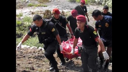 Recuperan cuerpo de universitario ahogado en rio Piura