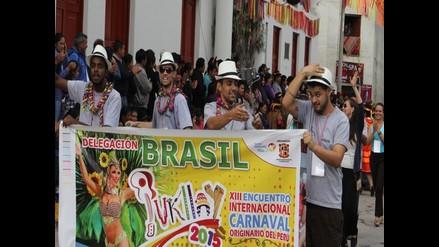 Andahuaylas: inicia en carnaval del Pukllay